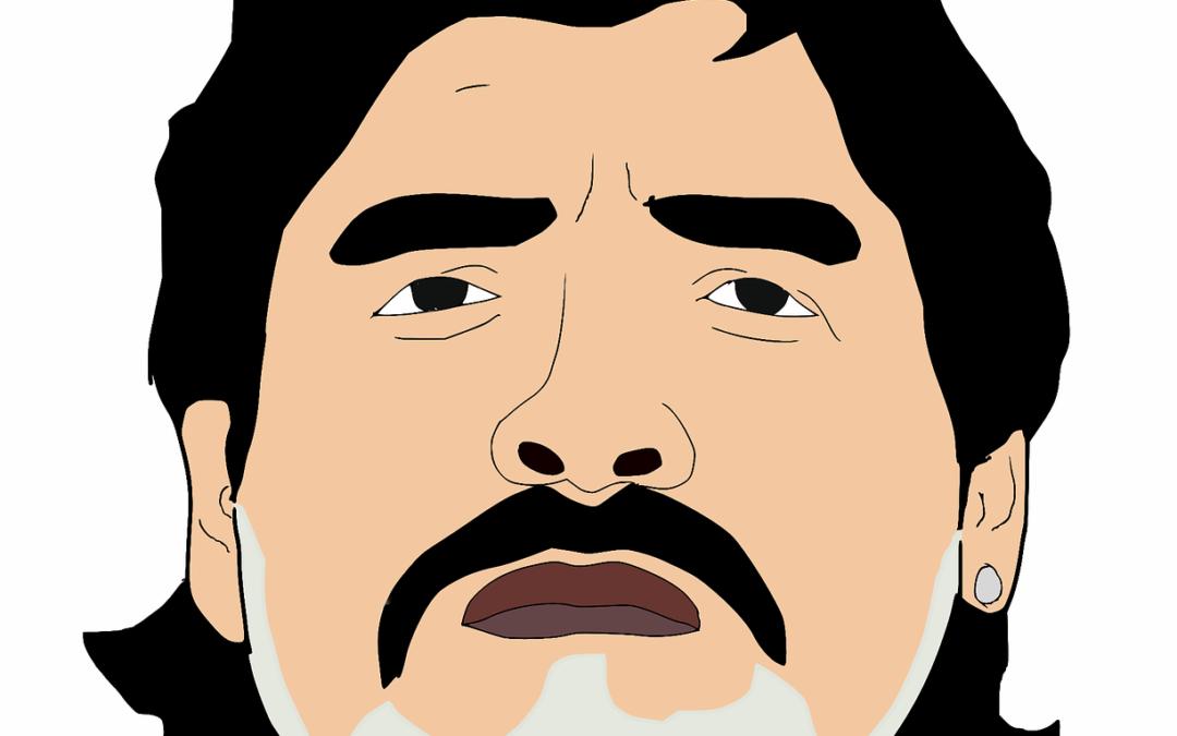 Ho visto Maradona più in alto di Gesù